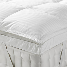 Buy John Lewis Hungarian Goose Down Mattress Topper Online at johnlewis.com