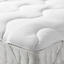 Buy Soft and Light Mattress Topper Online at johnlewis.com