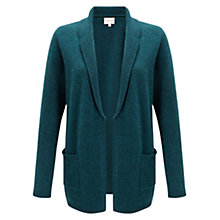 Buy East Fleck Waterfall Jacket, Blue Online at johnlewis.com