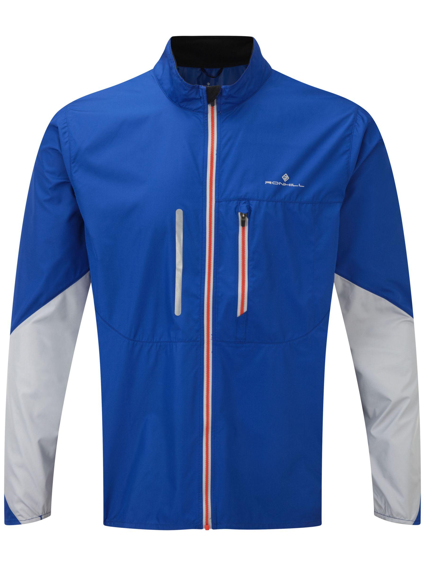 Ronhill Ronhill Stride Windspeed Men's Running Jacket, Blue