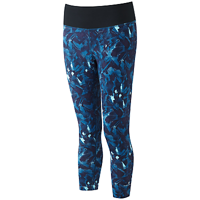 Ronhill Momentum Cropped Running, Blue