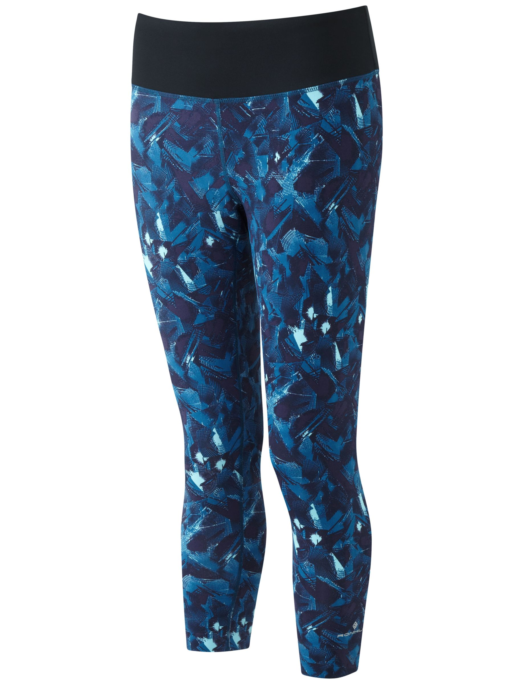 Ronhill Ronhill Momentum Cropped Running, Blue