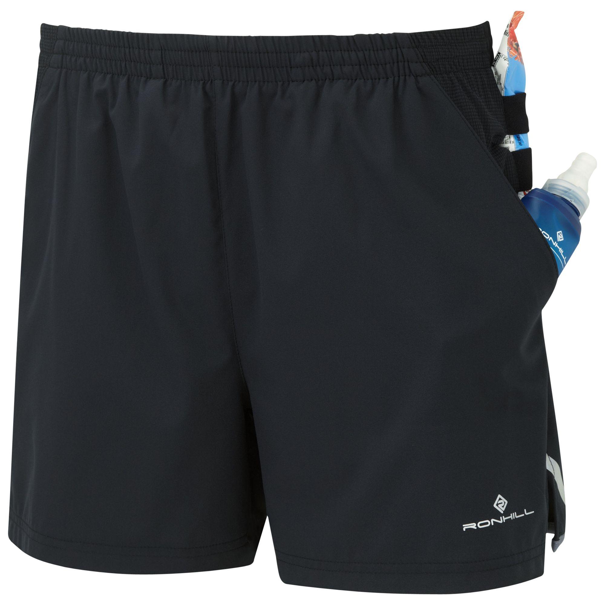 Ronhill Ronhill Stride Cargo Running Shorts, Black