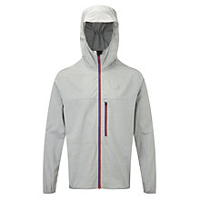 Buy Ronhill Momentum Windforce Men's Jacket, Grey Online at johnlewis.com