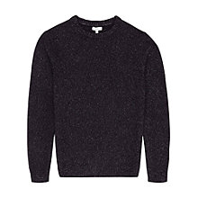 Buy Reiss Andrew Flecked Crew Neck Jumper Online at johnlewis.com