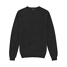 Buy Reiss Hampton Premium Cashmere Crew-Neck Jumper Online at johnlewis.com