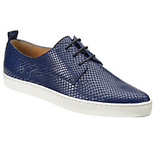Buy Kin by John Lewis Erland Lace Up Pointed Toe Trainers Online at johnlewis.com