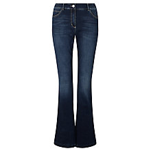Buy Gerry Weber Slim Leg Jeans, Indigo Online at johnlewis.com