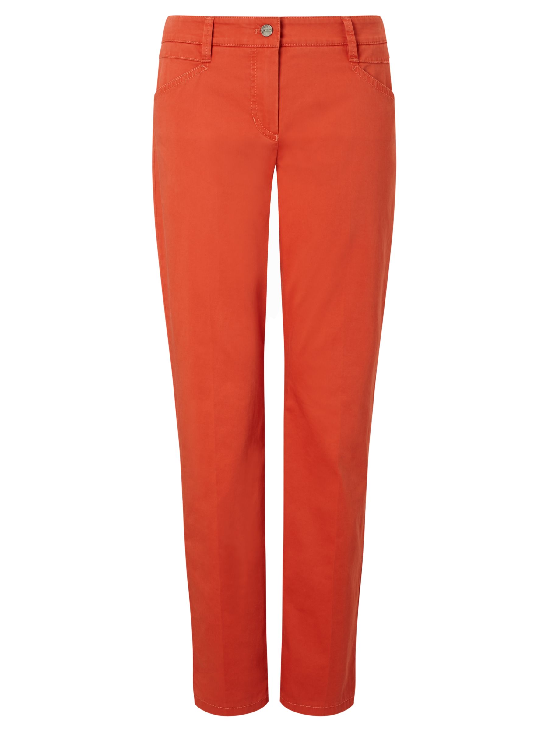 Gerry Weber Gerry Weber Cropped Chino Trousers