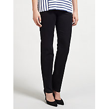 Buy Gerry Weber Roxy Perfect Slim Leg Regular Length Jeans, Marine Navy Online at johnlewis.com