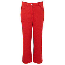 Buy Marella Atlanta Trousers, Ruby Online at johnlewis.com