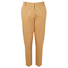 Buy Marella Pirano Slim Trousers, Tobacco Online at johnlewis.com