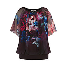Buy Coast Helzio Print Calla Top, Multi Online at johnlewis.com