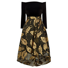 Buy Coast Maneela Jacquard Dress Online at johnlewis.com