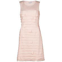 Buy Gina Bacconi Crepe De Chine Layered Dress Online at johnlewis.com