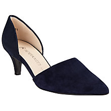 Buy Peter Kaiser Cornelia Two Part Court Shoes Online at johnlewis.com
