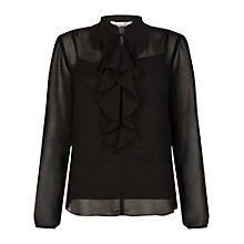 Buy Damsel in a dress Lia Frill Blouse Online at johnlewis.com