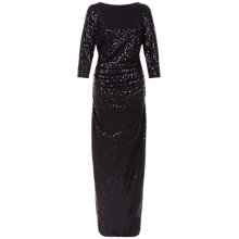 Buy Fenn Wright Manson Sagittarius Dress, Black Online at johnlewis.com