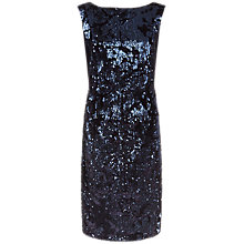 Buy Fenn Wright Manson Universe Dress, Navy Online at johnlewis.com