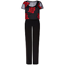 Buy Fenn Wright Manson Kaleidoscope Jumpsuit, Red Online at johnlewis.com