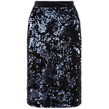 Buy Fenn Wright Manson Universe Skirt, Navy Online at johnlewis.com