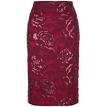 Buy Fenn Wright Manson Volcano Skirt, Red Online at johnlewis.com