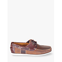 Buy Barbour Capstan Boat Shoes Online at johnlewis.com