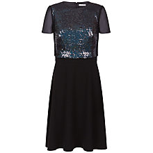 Buy Fenn Wright Manson Petite Capricorn Dress, Black Online at johnlewis.com