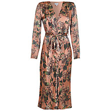Buy Ghost Elisa Bloom Meryl Dress, Multi Online at johnlewis.com