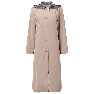 Jacques Classic Long Length Mac, Mid Neutral