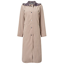 Buy Jacques Classic Long Length Mac, Mid Neutral Online at johnlewis.com