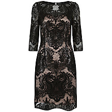 Buy Fenn Wright Manson Petite Galaxy Dress, Black Online at johnlewis.com