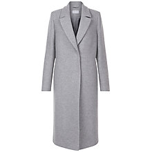 Buy Fenn Wright Manson Petite Columba Coat, Grey Online at johnlewis.com