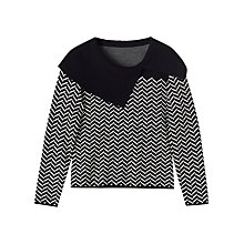 Buy Precis Petite Racheal Chevron Jumper Online at johnlewis.com