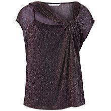 Buy Fenn Wright Manson Petite Star Top, Pink Online at johnlewis.com