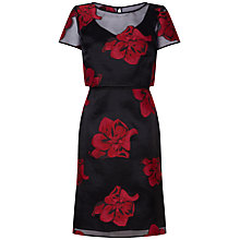 Buy Fenn Wright Manson Petite Kaleidoscope Dress, Red Online at johnlewis.com