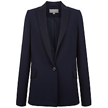 Buy Fenn Wright Manson Petite Gemini Jacket, Navy Online at johnlewis.com