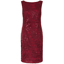 Buy Fenn Wright Manson Petite Volcano Dress, Red Online at johnlewis.com