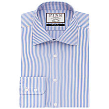 Buy Thomas Pink Beckman Stripe Classic Fit XL Sleeve Shirt Online at johnlewis.com