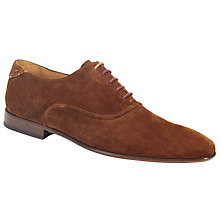Buy Paul Smith Starling Oxford Shoes, Tan Online at johnlewis.com