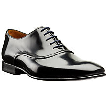 Buy Paul Smith Starling Oxford Shoes, Black Online at johnlewis.com