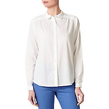 Buy Collection WEEKEND by John Lewis Indiana Shirt, White Online at johnlewis.com