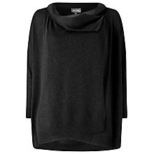 Buy Phase Eight Metallic Cardigan, Black Online at johnlewis.com