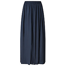 Buy Phase Eight Belinda Maxi Skirt, Navy Online at johnlewis.com