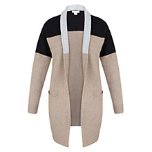 Buy Celuu Bo Colour Block Cardigan, Multi Online at johnlewis.com