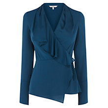 Buy Coast Sorrel Ruffle Blouse Online at johnlewis.com