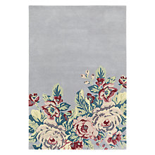 Buy John Lewis Wallington Rug, Blue Online at johnlewis.com