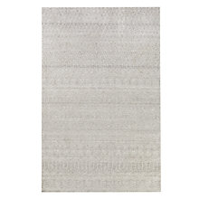 Buy John Lewis Zari Rug, White Online at johnlewis.com