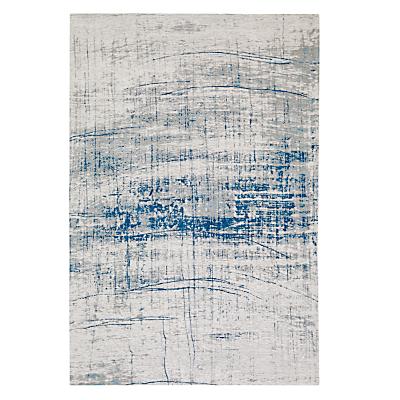 Image of Louis de Poortere Bronx Azurite Rug, Grey