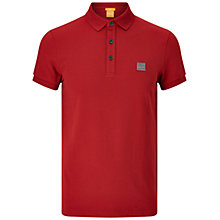 Buy BOSS Orange Pavlik Polo Shirt Online at johnlewis.com